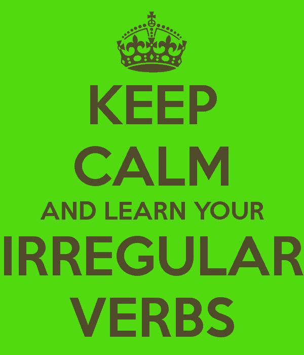 List of 370 Irregular Verbs in English - languagePRO