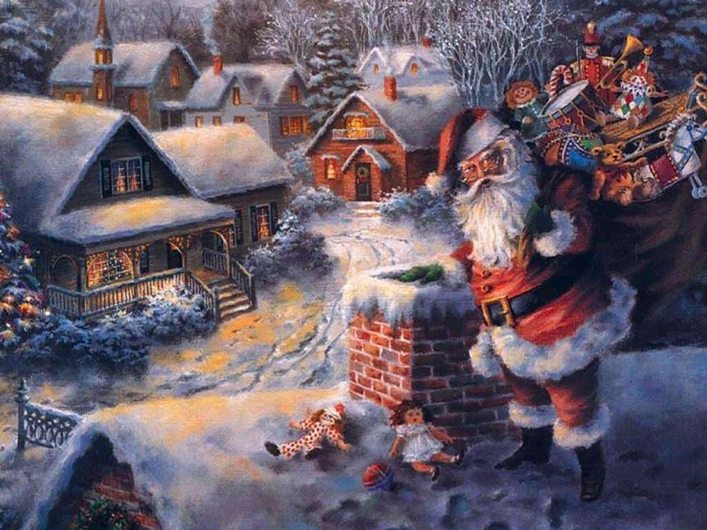 The Legend of Santa Claus: Merry Christmas!!! Ho ho ho