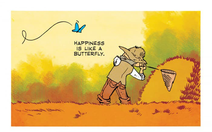 Happines is...