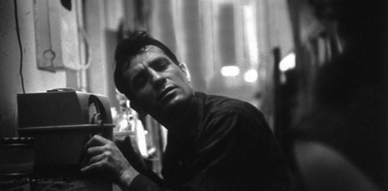 On the Road com Jack Kerouac.