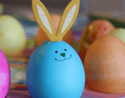 Páscoa! Hora de celebrar a ressurreição e, comer chocolate!