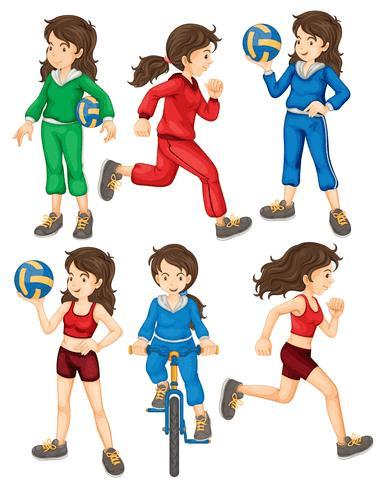 Mulheres olímpicas: dos limites às pioneiras